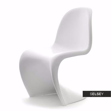 Krzesło Body profilowane z tworzywa sztucznego
