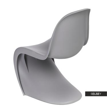 Krzesło Balance jasnoszare