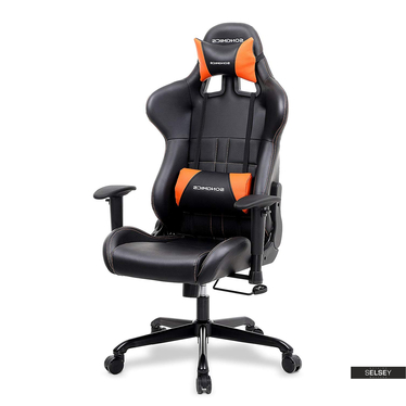 Fotel gamingowy Operon Orange