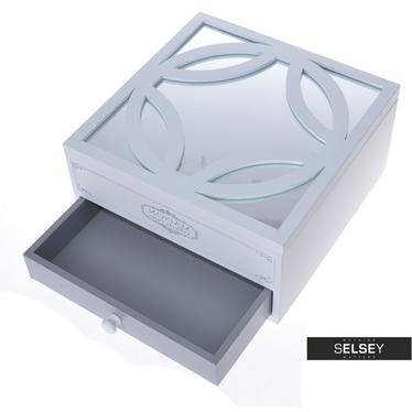 Pudełko na biżuterię Paris z szufladką