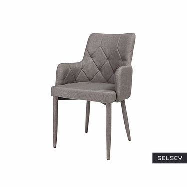 Krzeslo Arrufo szare