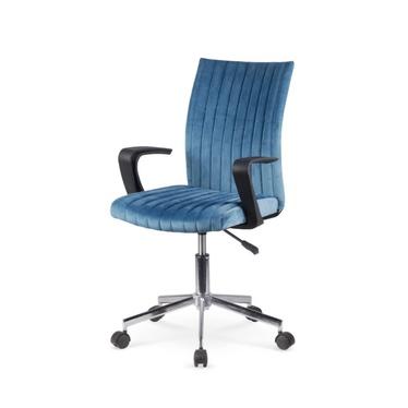 Fotel biurowy Gradil niebieski