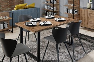 Stół rozkładany Lameca 180-230x90 cm dąb wotan