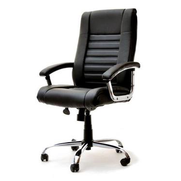 Fotel biurowy Drag czarny z regulacją wysokości