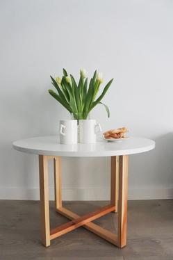 Stolik kawowy Krysse średnica 68 lub 80 cm