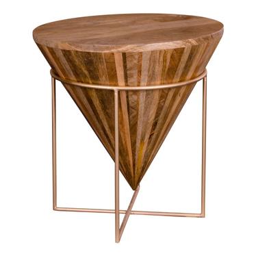 Stolik kawowy Loava o średnicy 45 cm