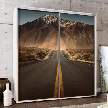 Szafa Wenecja 205 cm Droga w góry