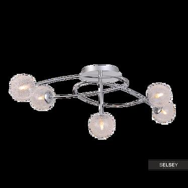 Lampa sufitowa Frost x5