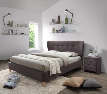 Łóżko tapicerowane Marisolla