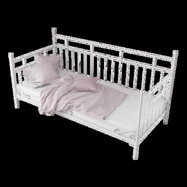 Łóżko metalowe Liberio