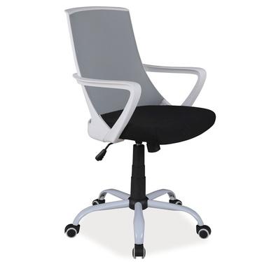 Fotel biurowy Genner szary