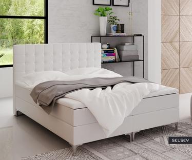Łóżko kontynentalne Rigil