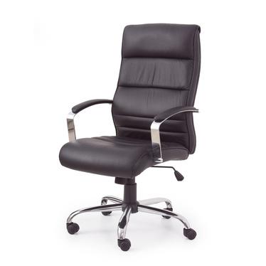 Fotel biurowy Rivello czarny