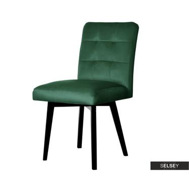 Krzesło Rumille zielone