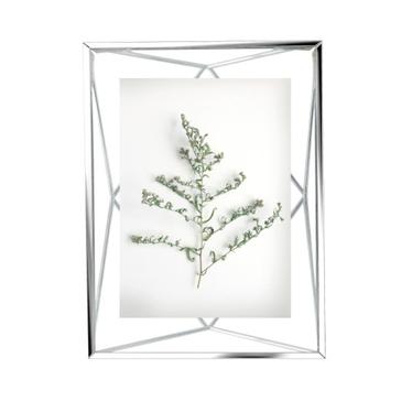 Ramka Prisma 10x15 cm srebrna