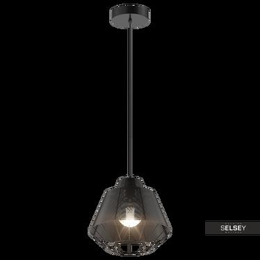 Lampa wisząca Ferguson 25 cm czarna