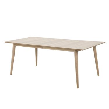 Stół Kastav 200x100 cm bielony