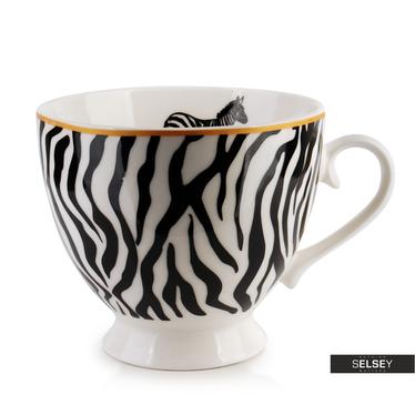 Kubek Zebra Print 410 ml