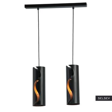 Lampa wisząca Firelook x2