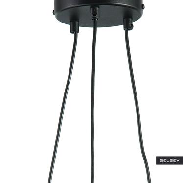 Lampa wiszaca Kaskadru x3 okrągła