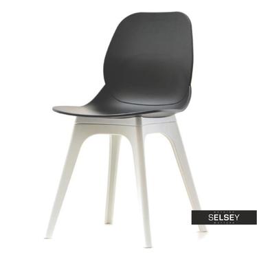 Krzesło Leaf dsx czarne
