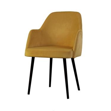 Krzesło Kebbi żółte