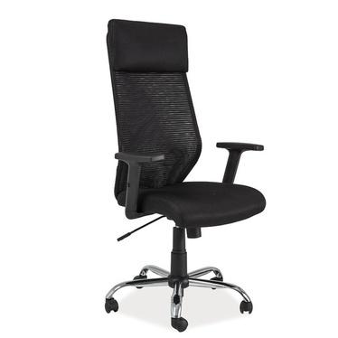 Fotel biurowy Sedano czarny