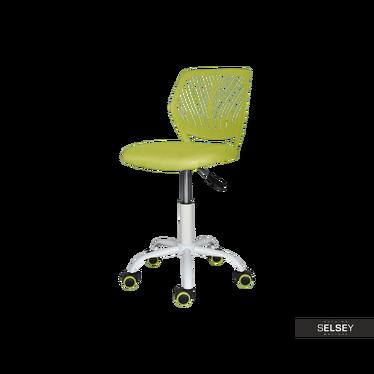 Fotel biurowy Elling zielony
