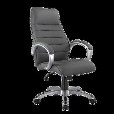 Fotel biurowy Sando szary