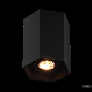 Spot Sorso czarny 15 cm