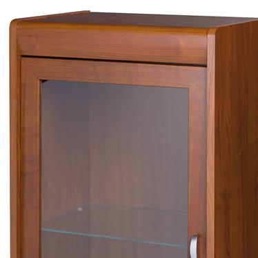 Witryna Derlings jednodrzwiowa z dwiema szufladami