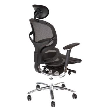 Fotel biurowy Malfa z regulacją
