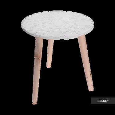 Stolik kawowy Marla średnica 40 cm