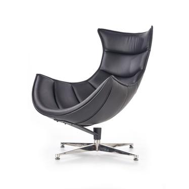 Fotel Guardo czarny