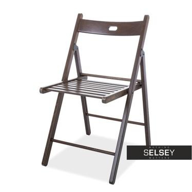 Krzesło Gemini orzech