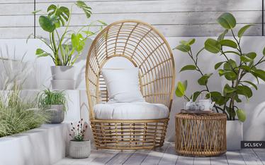 Fotel ogrodowy Sprinkle