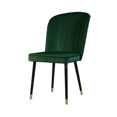 Krzesło Guavra butelkowa zieleń