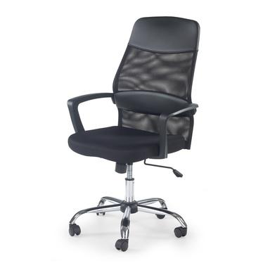 Fotel biurowy Kmeti czarny