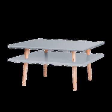 Stolik Candy kwadratowy 68x68 cm niski