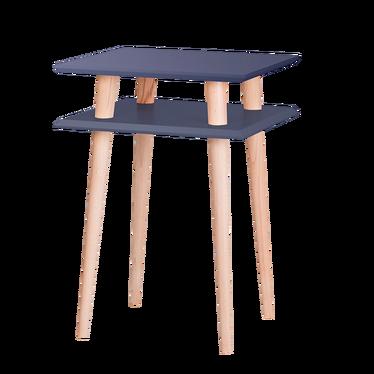 Stolik Candy kwadratowy 43x43 cm wysoki