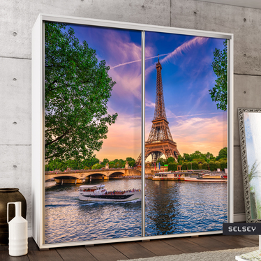 Szafa Wenecja 205 cm Paryż