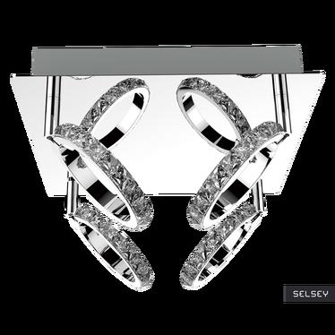 Lampa sufitowa Murray x4