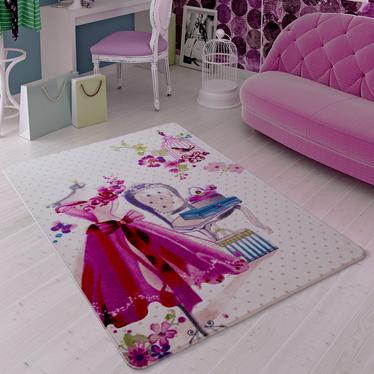 Dywan Garderoba księżniczki 133x190 cm