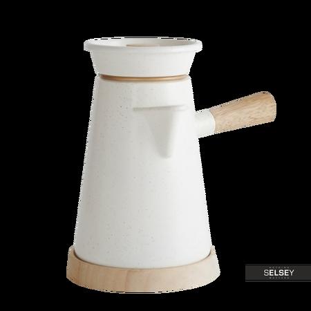 Czajnik do kawy Kettle biały