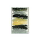 Dywan nowoczesny Totativer 100x150 cm zielono-żółty
