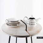 Stolik kawowy Lindos o średnicy 40 cm