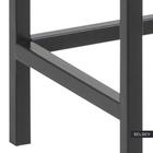 Konsola Preraca 92x30 cm czarna