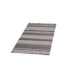 Dywan syntetyczny Plecyon szary z fioletem 80x150 cm