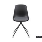 Krzesło Digotel czarne