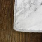 Dywan nowoczesny Flueria 100x200 cm biało-szary